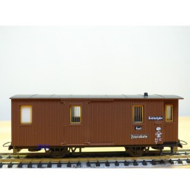 LILIPUT  HOe  711,  fourgon postal   Zillertalbahn  ÖBB   neuf   BO    HOe
