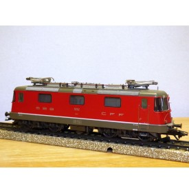 Märklin  Digital 37344, motrice Bo Bo   Re 4/4 II    N°: 11252    SBB   BO
