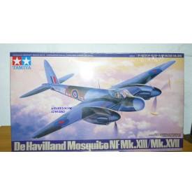 TAMIYA   61066  DE  HAVILAND Mosquito NF Mk. XIII Mk.XVII Neuf  BO 1/48