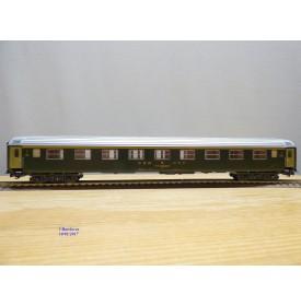 LILIPUT  881 50, voiture grandes lignes unifiée type X  1 Kl. SBB BO