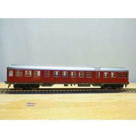 FLEISCHMANN 5157, voiture express  type Bn 20  84700  2  Kl. DSB   BO