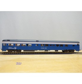 RIVAROSSI  6541 / 0, voiture de queue ( observation car )   Prairie View  GREAT NORTHERN   GN    neuf     BO