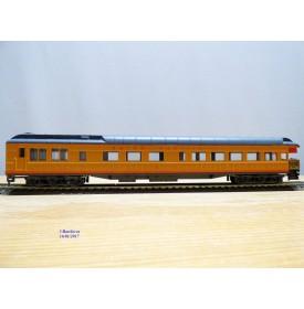 RIVAROSSI  2379, voiture de queue  ( heavyweight Obesrvation ) N° 106  Union Pacific   Neuf   BO