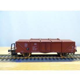 PIKO 5/6449-071, wagon à toit à clapets  type [Km]  Kmm  DR  neuf    BO