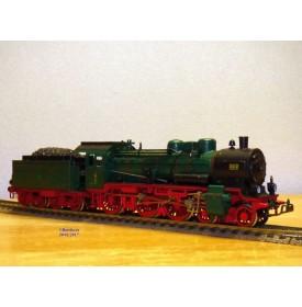 Fleischmann 4800, loco 230 Ten Wheel série ( Br )  P8   KPEV    BO