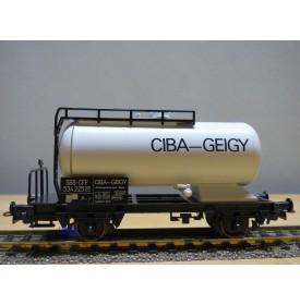 LILIPUT 250 14, wagon citerne CIBA-GEIGY SBB BO