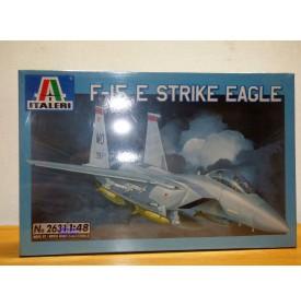 ITALERI 2631,  F-15 E Strike Eagle   Neuf    BO   1/48