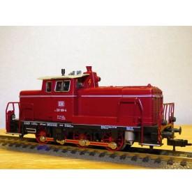 Fleischmann 4225, loco diesel de triage à bielles  Co série  V 261   DB   neuf  BO