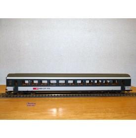 ROCO 44472, voiture grandes lignes à couloir central  type B  2 Kl.   SBB   BO