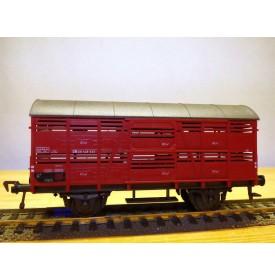 FLEISCHMANN 5029, wagon couvert  à claire voies  DB   neuf   BO