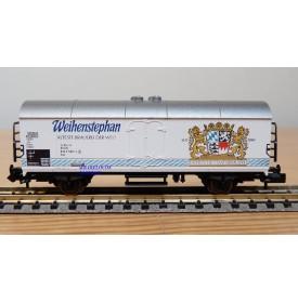 FLEISCHMANN  8326 K  wagon couvert bière WEIHENSTEPHAN  BO N