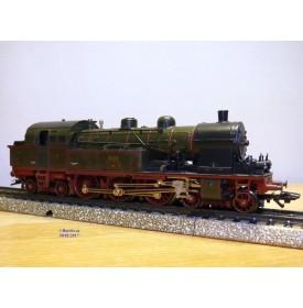 MÄRKLIN 3305,  locotender 232   Br T 18  N°:  8402   KPEV