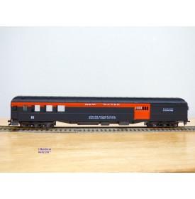 IHC  2785,  voiture mixte  ( heavyweight combine   )   New Haven  NH    neuf    BO