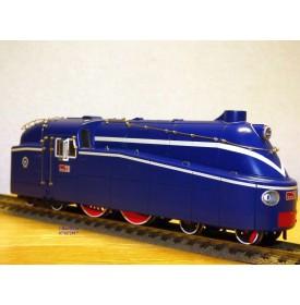 TENSHODO  ( KAIRYU) JKS 0011, locotender  carénée 222T  série DB 3  CHINA Railways  neuf   BO