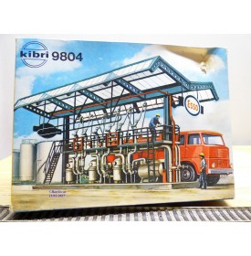 KIBRI  8704, Garage / station service  BO  1/87 HO