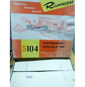 """RIVAROSSI """"véro"""" 5104,  pont tournant   Fs      BO"""