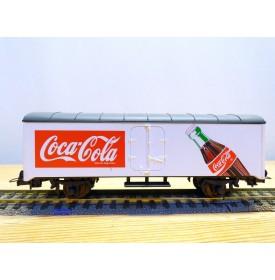 LIMA véro  303113,  wagon couvert  Coca Cola     neuf   BO