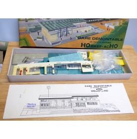 HORNBY  Acho 690, gare démontable    BO