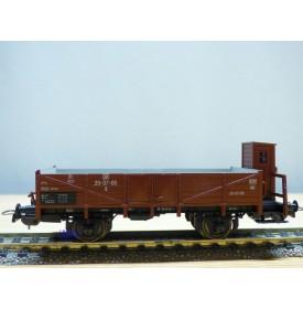SACHSENMODELLE 16002, wagon plat  type O Halle  DR    neuf     BO