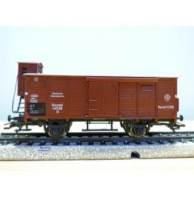 Märklin 4695,  wagon couvert à guérite   type G  10 Kassel      DR    Neuf   BO