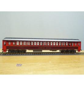 """AHM 6205-21 / RIVAROSSI  6205, voiture grandes lignes  ( Coach )   ALTON   """" Lincoln """" neuf    BO"""
