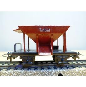 MÄRKLIN   367.6  wagon trémie à déchargement latéral  type Talbot   DB
