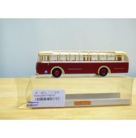 BREKINA 59111, bus Büssing  6500T    Neuf   BO   1/87