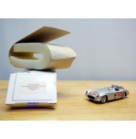 AUTOGRAPHIC Rtmc1, MERCEDES BENZ 300 SLR  Mille Miglia 1955  Moss  Jenkinson  1/43  neuf   BO