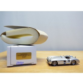 AUTOGRAPHIC RTMC 2, MERCEDES BENZ 300 SLR  Mille Miglia 1955  Moss  Jenkinson  1/43  neuf   BO