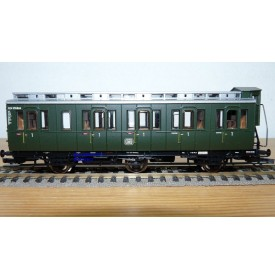 ROCO 44506 wagon ancien à 3 essieux et guérite  DB BO