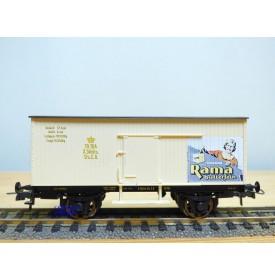 Roco 47302, wagon couvert  ancien  RAMA      K.S.Sts.B. neuf    BO
