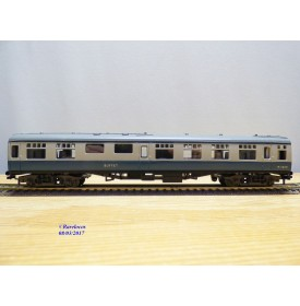 TRIX TWIN RAILWAY  TTR  1953, voiture buffet  ( Miniature buffet car )  BR    N°  M 1820  BO