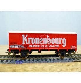 JOUEF 6260, wagon couvert à 2 essieux  type Hi  KRONENBOURG   SNCF  neuf    BO