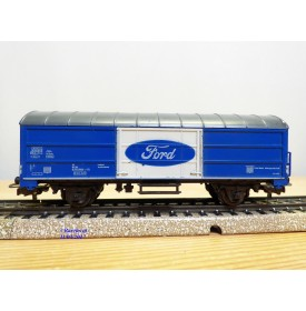 Märklin   4937,   wagon couvert  FORD   DB   ( kit monté )