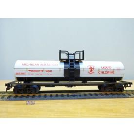 AHM ( Liliput) 5276G, wagon citerne MICHIGAN ALKALI    BO