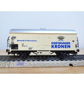 Märklin 4416, wagon couvert réfrigérant type Ichqrs 377   DORTMUNDER KRONEN   DB    BO