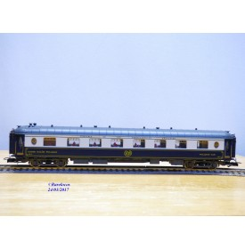 RIVAROSSI  véro 3513, voiture   Pullman de 1 ère classe  type WSP1  N° 1  Ferrocariles Andaluces  neuf  BO