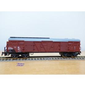 PIKO 5/6420-01,  wagon couvert à guérite type  GGhx ( GGhmsx )   DR   neuf  BO