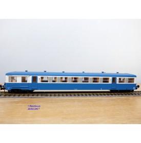 ROCO 44629,  remorque d' autorail  1 / 2  classe XR ABD  8274    SNCF    BO