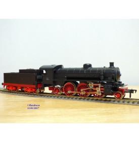 FLEISCHMANN 1368.1 , loco 131 Prairie série 685  FS BO