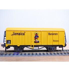 LILIPUT 222 F , wagon couvert réfrigérant  JAMAICA    BO