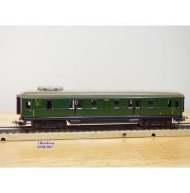 Märklin 346/4.2  (4012.2 ), fourgon  grandes lignes  ( D-Zug  Schürzenwagen )  DB