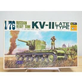 FUJIMI wa3-150,  char  lourd soviétique  KV-II      Neuf   BO  1/76