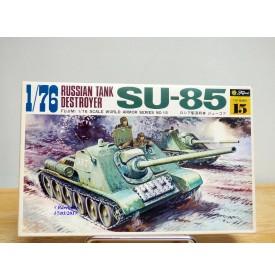 FUJIMI wa15,  char  chasseur de char soviétique  SU-85      Neuf   BO  1/76