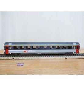 Märklin 4368, voiture grandes lignes EuroCity   type Apm     1 Kl.  SBB   neuf   BO