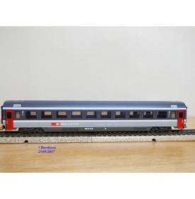 Märklin 4369, voiture grandes lignes EuroCity   type  Bpm  2 Kl. SBB   neuf   BO