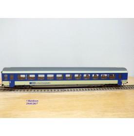 ROCO 44475,  voiture grandes lignes Eurofima 2 Kl. BLS   BO