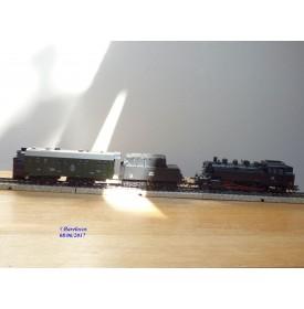 Märklin 3121 coffret diesel grandes lignes V200 DB BO