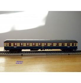 Märklin 43911, voiture  grandes lignes 1 Kl.  type Aüm 203   DB   neuf  BO