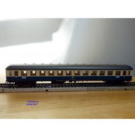 Märklin 43921, voiture  grandes lignes 2 Kl.  type Büm 234   DB   neuf  BO